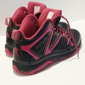 AND1 Womens Basketball Shoes